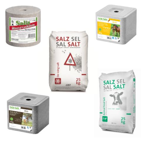 Salzprodukte